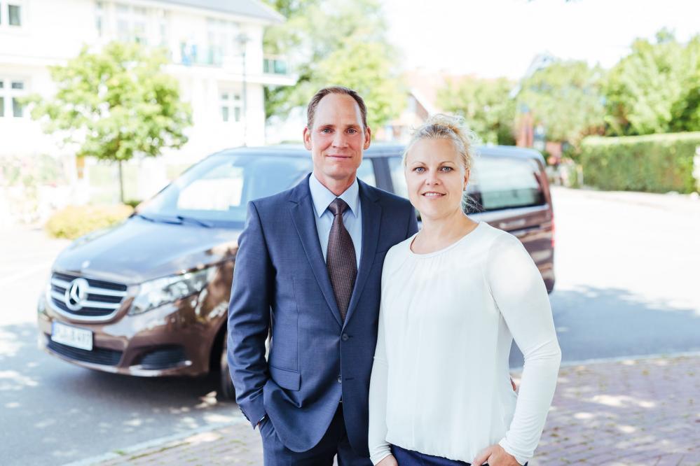 Heinz und Anja Beutler